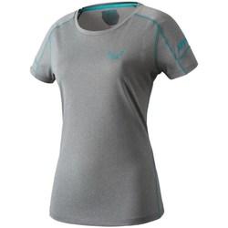 Textil Mulher T-Shirt mangas curtas Dynafit Transalper W SS Tee Cinzento