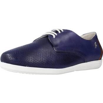 Sapatos Mulher Sapatos Fluchos F1102 Azul