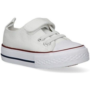 Sapatos Rapariga Sapatilhas Luna Collection 48273 branco