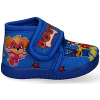 Sapatos Rapaz Chinelos Luna Collection 53391 azul