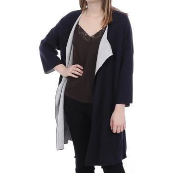 Textil Mulher Casacos de malha French Connection  Azul