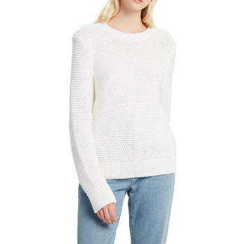 Textil Mulher camisolas French Connection  Branco