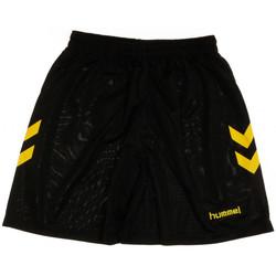 Textil Homem Shorts / Bermudas Hummel  Amarelo