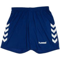 Textil Homem Shorts / Bermudas Hummel  Azul