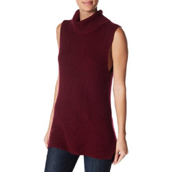 Textil Mulher camisolas French Connection  Vermelho