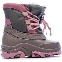 Sapatos Mulher Botas de neve Kimberfeel  Rosa