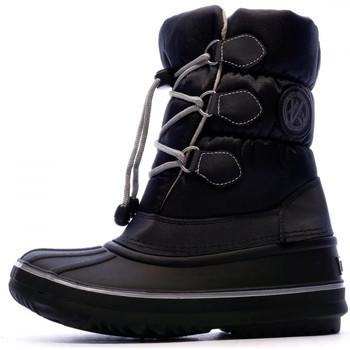 Sapatos Mulher Botas de neve Kimberfeel  Cinza
