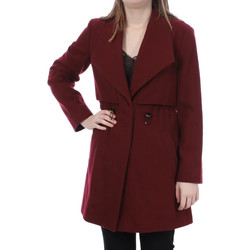 Textil Mulher Casacos French Connection  Vermelho