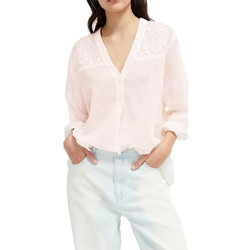 Textil Mulher camisas French Connection  Rosa