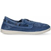 Sapatos Homem Sapatilhas Natural World 55324 azul