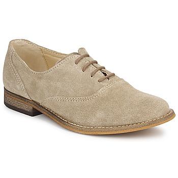 Sapatos Rapariga Richelieu Citrouille et Compagnie MOUTUNE Bege