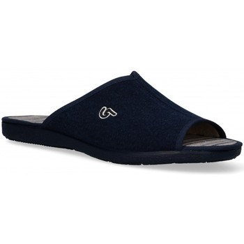 Sapatos Homem Chinelos Garzon 54978 azul