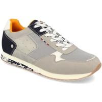 Sapatos Homem Sapatilhas Kylie K2020101 Gris