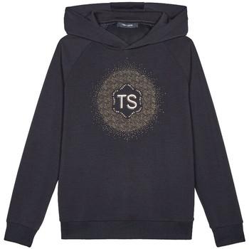 Textil Mulher Sweats Teddy Smith  Preto