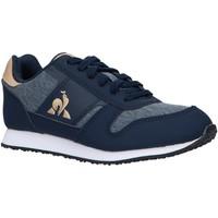 Sapatos Rapaz Multi-desportos Le Coq Sportif 2020282 JAZY CLASSIC GS Azul
