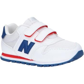 Sapatos Rapaz Multi-desportos New Balance IV500WRB Blanco