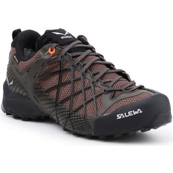 Sapatos Homem Sapatos de caminhada Salewa MS Wildfire GTX 63487-7623 brown, black