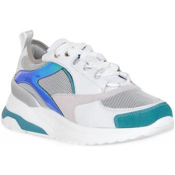 Sapatos Mulher Sapatilhas Keys SNEAKER WHITE Bianco