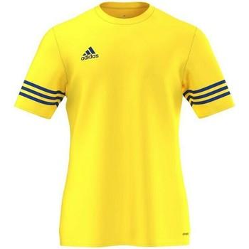 Textil Rapaz T-shirts e Pólos adidas Originals - T-shirt giallo F50489 J GIALLO