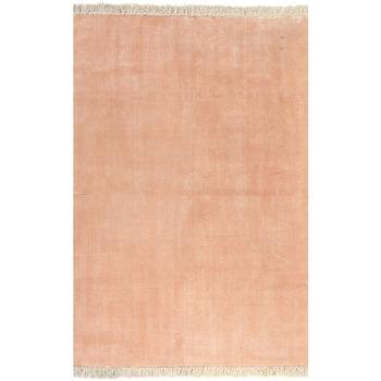Casa Tapetes VidaXL Tapete 160 x 230 cm Cor-de-rosa
