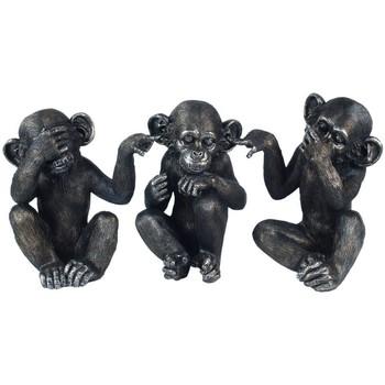 Casa Estatuetas Signes Grimalt Não Vá Orang-Oye-Habla3U Gris