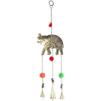 Casa Decorações festivas Signes Grimalt Elephant Pingente Pompon Multicolor