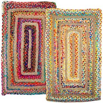 Casa Tapetes Signes Grimalt Tapete Multicolorido Em Setembro De 2U Multicolor