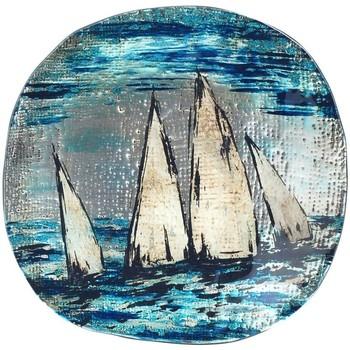 Casa Organizadores Multiusos Signes Grimalt Rodada Boat Prato Azul