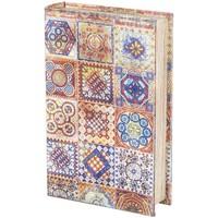 Casa Malas, carrinhos de Arrumação  Signes Grimalt Caixa De Livro Multicolor