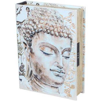 Casa Malas, carrinhos de Arrumação  Signes Grimalt Livro De Segurança - Caixa De Buda Beige