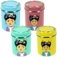Casa Cestos e Caixas decorativas  Signes Grimalt Tea Box 4 De Setembro Units Multicolor