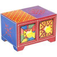 Casa Malas, carrinhos de Arrumação  Signes Grimalt Especiero Duas Gavetas Multicolor