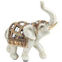 Casa Estatuetas Signes Grimalt Figura De Elefante Blanco