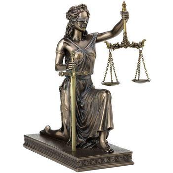 Casa Estatuetas Signes Grimalt Escala E Espada De Justiça Dorado