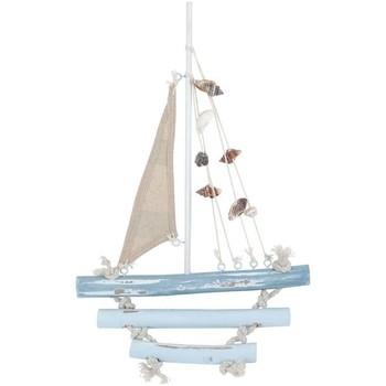 Casa Decorações festivas Signes Grimalt Sail Cotonetes Azul
