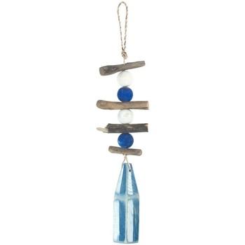 Casa Decorações festivas Signes Grimalt Cotonetes Pingente Boya Azul