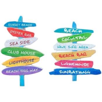 Casa Quadros, telas Signes Grimalt 2 Magnética Diferente Multicolor