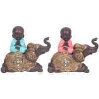 Casa Estatuetas Signes Grimalt Buda No Elefante 2U Multicolor
