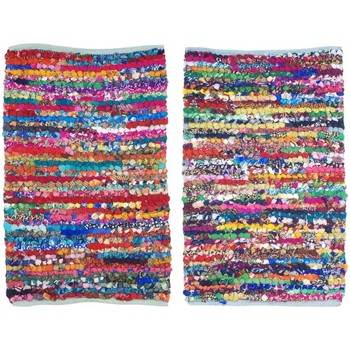 Casa Tapetes Signes Grimalt Tapete De Entrada Set 2 U Multicolor