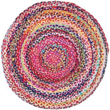 Casa Tapetes Signes Grimalt Tapete Trançado Multicolor