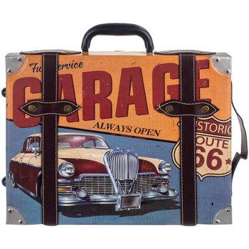 Casa Quadros, telas Signes Grimalt Adorno Suitcase Parede Da Garagem Azul