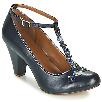 Sapatos Mulher Escarpim Cristofoli JULY Azul