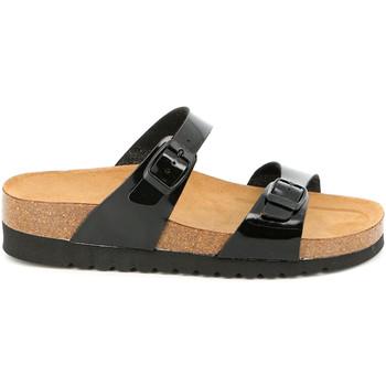 Sapatos Mulher Chinelos Grunland CB2433 Preto