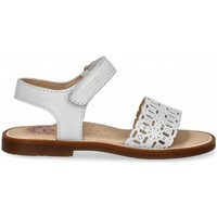 Sapatos Rapariga Sandálias Pablosky 55179 branco