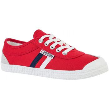 Sapatos Homem Sapatilhas Kawasaki Retro canvas Vermelho