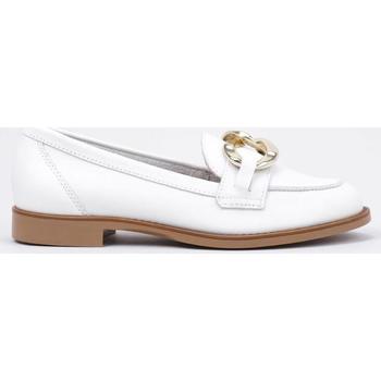Sapatos Mulher Mocassins Krack  Branco