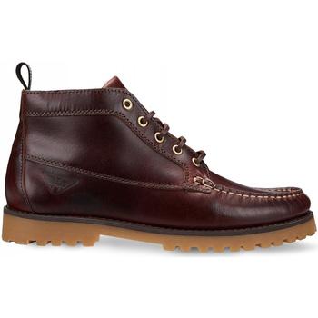 Sapatos Homem Botas baixas Docksteps DSM105301 Vermelho