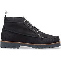 Sapatos Homem Botas baixas Docksteps DSM105302 Azul