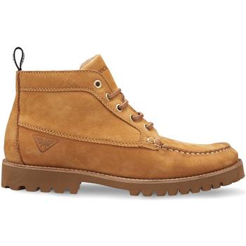 Sapatos Homem Botas baixas Docksteps DSM105304 Amarelo