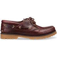 Sapatos Homem Sapato de vela Docksteps DSM237100 Vermelho